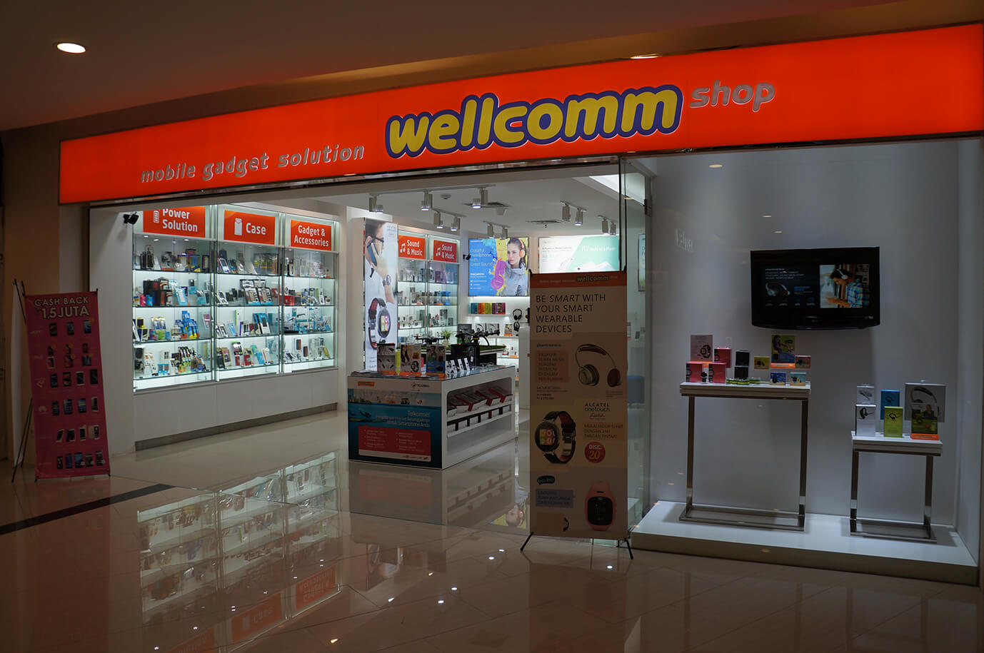 Directory Pentacity Mall Balikpapan Sepatu Wanita Power Galax 5283211